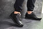 Мужские кроссовки Reebok (Черные), фото 2