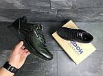 Мужские кроссовки Reebok (Черные), фото 3