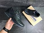 Мужские кроссовки Reebok (темно-синие), фото 4