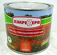 Грунтовочный лак НЦ порозаполняющий Химрезерв 2 кг