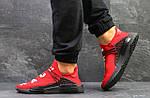 Мужские кроссовки Adidas NMD Human RACE (красные), фото 4