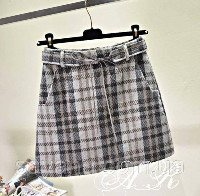 женская юбка мини