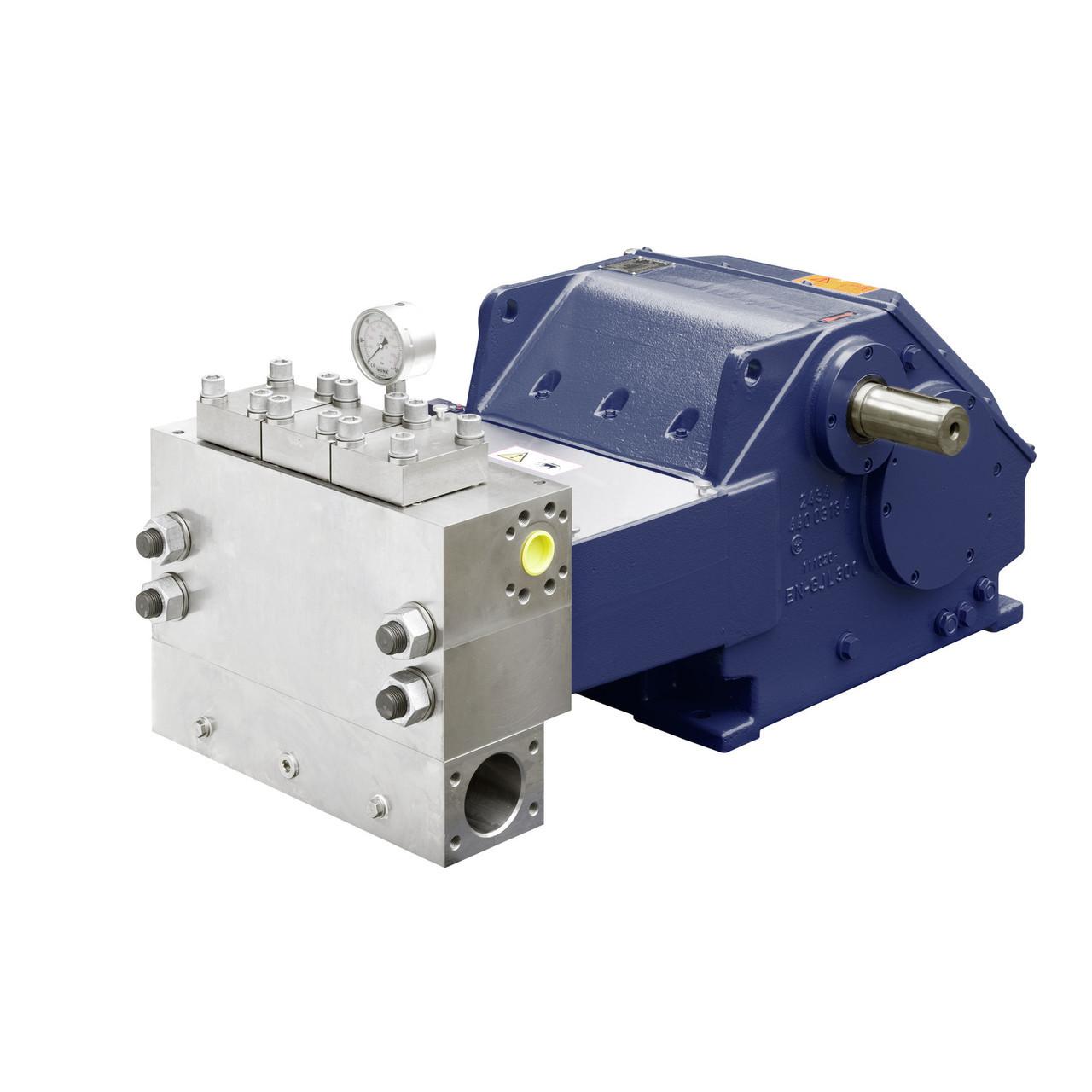 Плунжерный насос высокого давления WOMA СЕРИИ ARP Pump Type 400 ARP