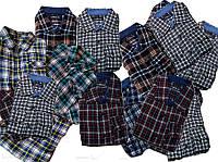 Байковые рубашки секонд хенд оптом