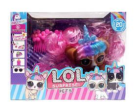 Питомец Типа L.O.L. Pets Unicornio Единорог Собачка