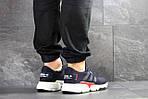 Мужские кроссовки Adidas POD-S3.1 (темно-синие с белым/красным), фото 2