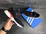 Мужские кроссовки Adidas POD-S3.1 (темно-синие с белым/красным), фото 5