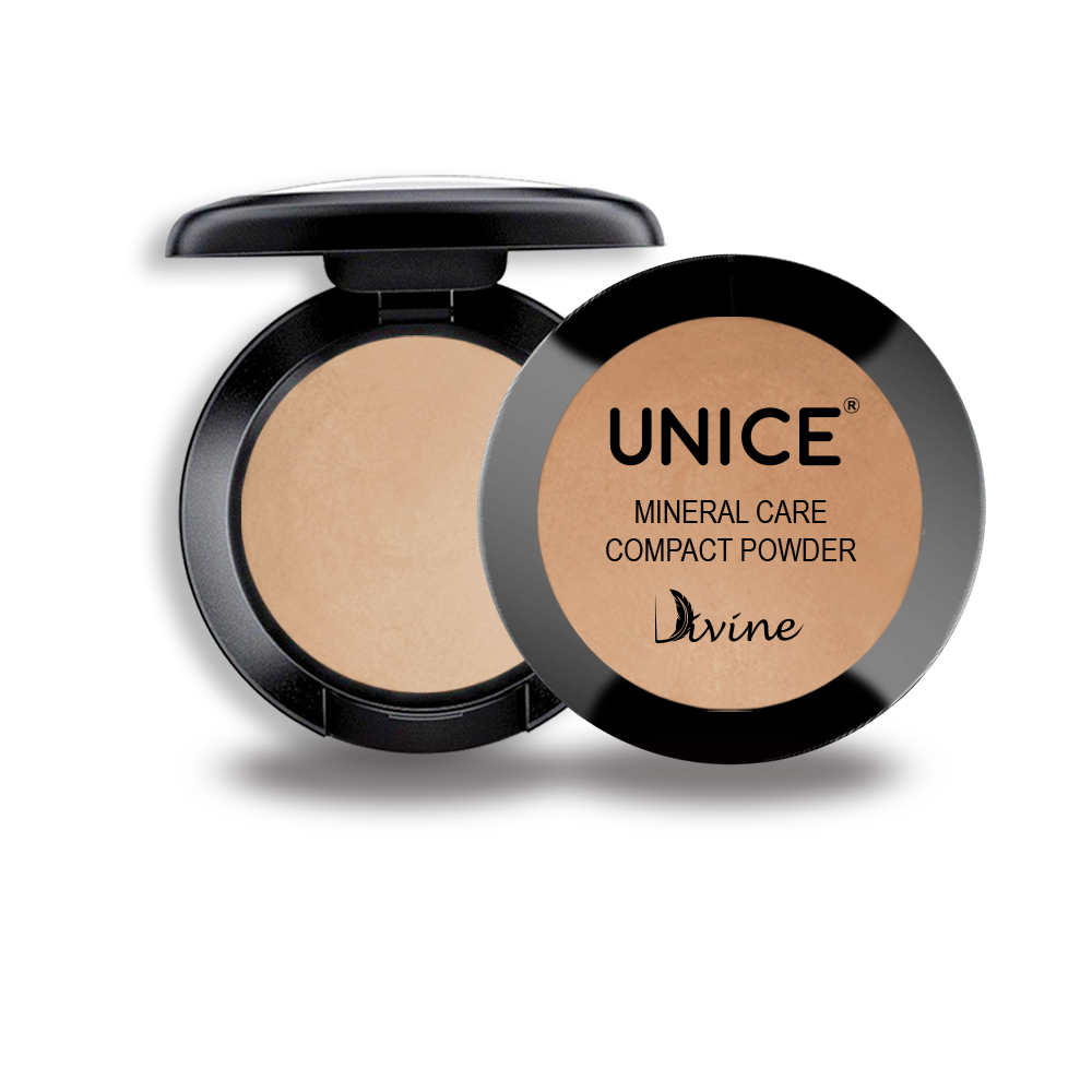Мінеральна пудра Giz Unice Mineral Care Compact Powder MCP02 9 г (3330010)
