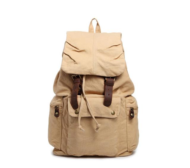 Городской рюкзак | бежевый