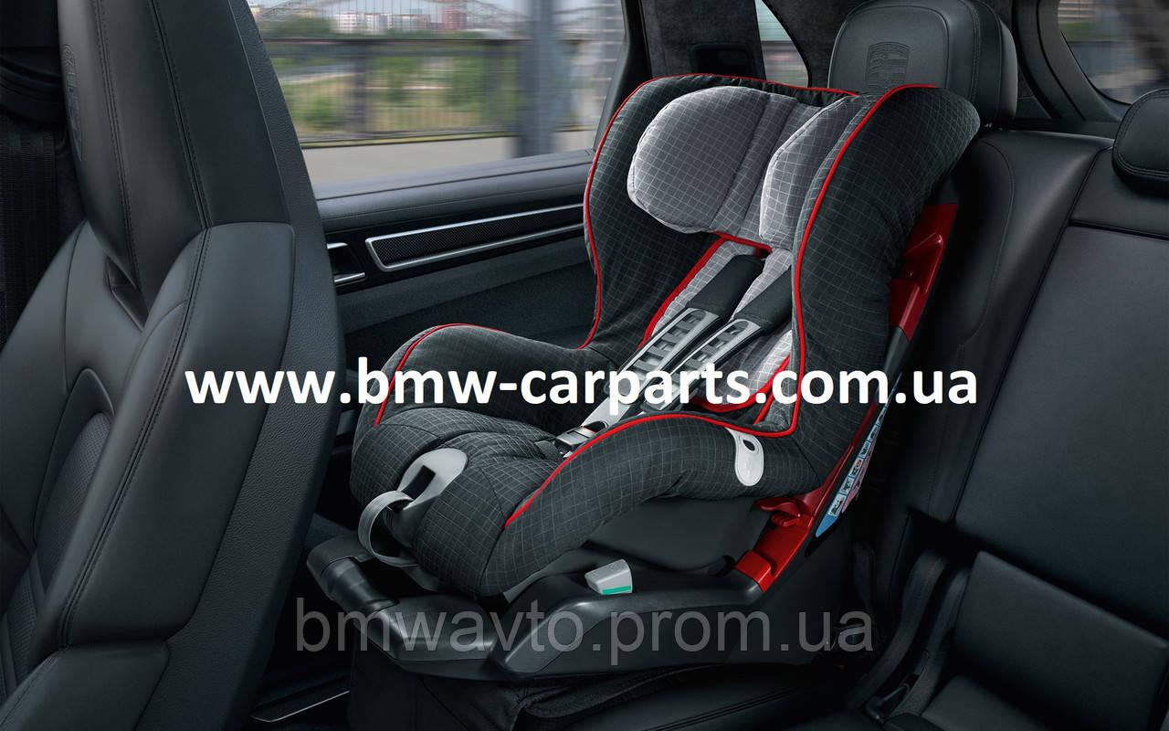 Детское автокресло Porsche Junior Seat ISOFIX, G1, 9-18 kg, 2018 Mod1