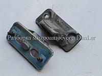 Фиксатор алюминиевый (боковая дверь) Опель Виваро б/у (Opel Vivaro II)