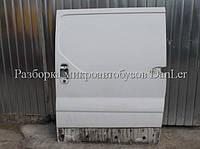 Дверь боковая левая сдвижная (глухая) Опель Виваро б/у (Opel Vivaro II)