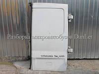 Дверь задняя правая глухая Опель Виваро б/у (Opel Vivaro II)