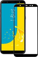 Защитное стекло Mocolo 2.5D Full Cover Tempered Glass Samsung Galaxy J8 J810F (2018) Black