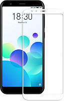 Защитное стекло Mocolo 2.5D Full Cover Tempered Glass Meizu M8c White