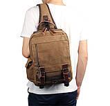 Мужской рюкзак  9031C, фото 4