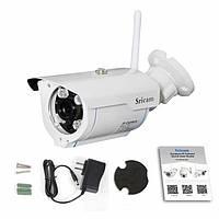 Наружная IP wifi камера наблюдения Sricam sp007