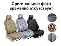 """Модельные чехлы Renault Trafic / Рено Трафик (1+1) 2003- """"Нубук"""""""