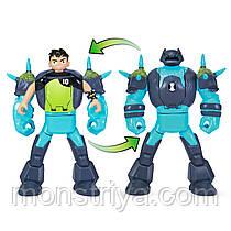 Ben 10 Фігурка-трансформер (Бен - Шок Рок)