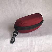 Чехол для солнцезащитных очков красный