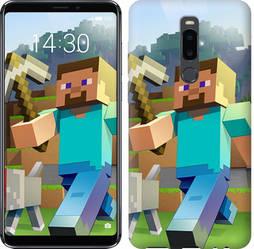 "Чехол на Meizu Note 8 Minecraft 4 ""2944c-1610-328"""