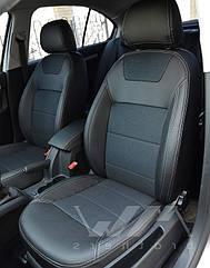 Чехлы Dynamic для Hyundai Accent 2011-17 r. MW Brathers.