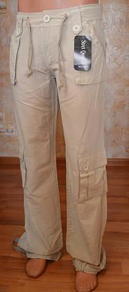 Женские летние брюки 1282, фото 3
