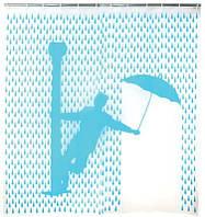 Шторка для душа ванной Поющий под дождем, фото 1