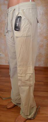 Женские летние брюки 1282, фото 2