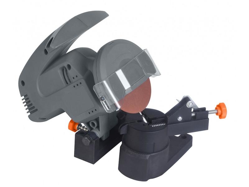 Точильный станок для заточки цепей 550Вт Енергомаш ТС-6055
