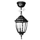 Светильник парковый RIGHT HAUSEN (металл/античное серебро) 6 округлых граней 60W E27 ЦЕПЬ HN-193039, фото 3