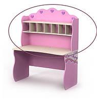 Надстройка для стола Pn-09-1 мебель детская.