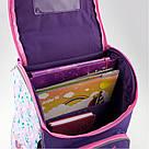 Рюкзак каркасный школьный Kite Education для девочек  Regal Academy RA19-501S, фото 6