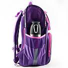 Рюкзак каркасный школьный Kite Education для девочек  Regal Academy RA19-501S, фото 9