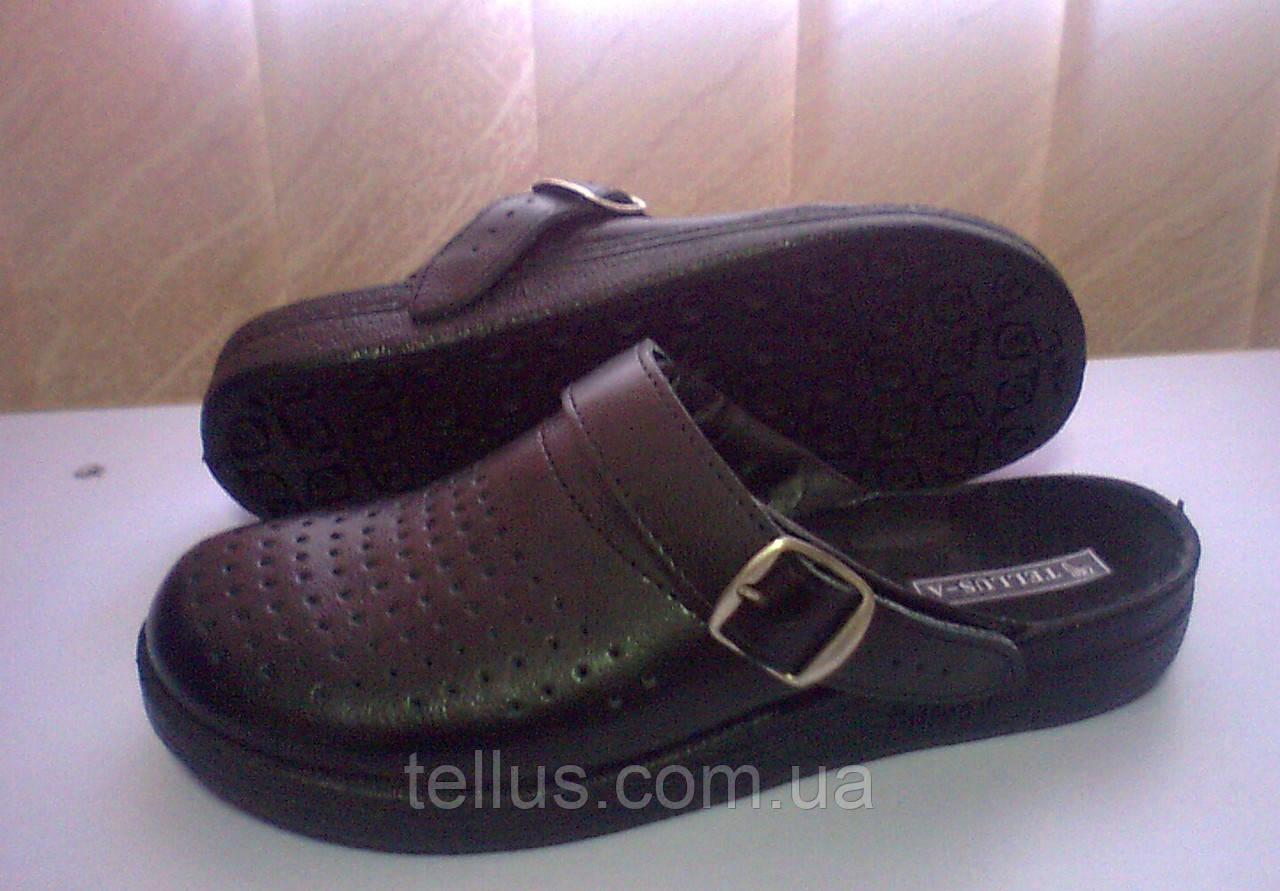 Поварская обувь сабо