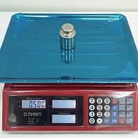 Весы торговые электронные Олимп ACS-769