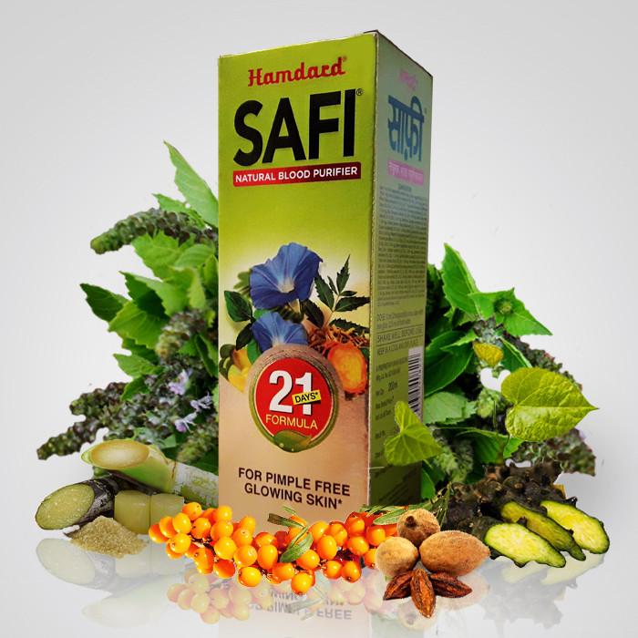 Сафи, Safi, 100 мл - очищение крови, прыщи, угри, фурункулы, антибактериальное