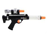 Детский пистолет с музыкальными и звуковими ефектами 0139 C
