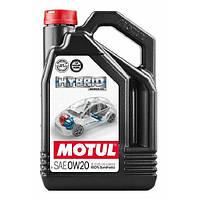 Моторное масло MOTUL Hybrid 0W-20 4 л (107142)