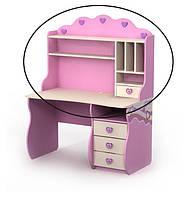 Надстройка для стола Pn-09-2 мебель детская.