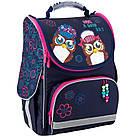 Рюкзак каркасный школьный Kite Education для девочек Owls (K19-501S-2), фото 2