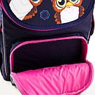 Рюкзак каркасный школьный Kite Education для девочек Owls (K19-501S-2), фото 7