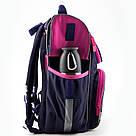 Рюкзак каркасный школьный Kite Education для девочек Owls (K19-501S-2), фото 9