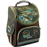 1faa72ec51c1 Рюкзак каркасный школьный Kite Education для мальчиков 35 x 25 x 13 см 11 л  Off