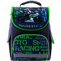 Рюкзак каркасный школьный Kite Education  Racing K19-501S-12