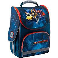 Рюкзак каркасный школьный Kite Education для мальчиков 35 x 25 x 13 см 11 л Transformers (TF19-501S-1)