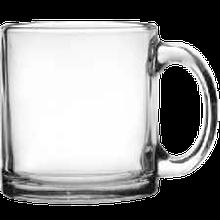 Чашка стеклянная LONDON 320 мл для чая, горячих напитков UniGlass