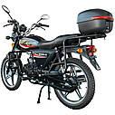 Мотоцикл Spark SP125С-2X + Доставка бесплатно, фото 2