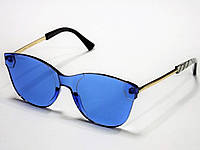Солнцезащитные очки женские  Burberry 2278 голубые