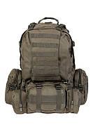Рюкзак Mil-tec с разгрузкой DEFENSE PACK Assembly 40 литров Олива